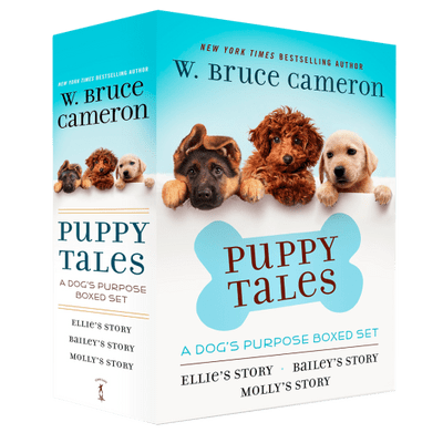 Puppy Tales - A Dog's Purpose Boxed Set