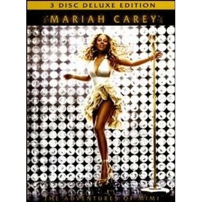 Mariah Carey: The Adventures Of Mimi - 3 DVDs