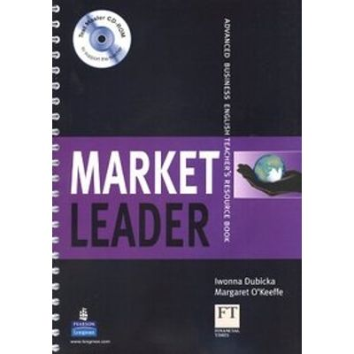 Market Leader - Advanced - Teacher Book And Test Master CD Rom