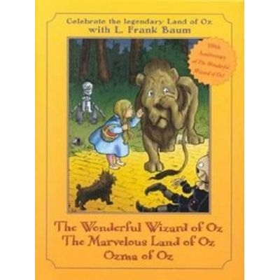 The Wonderful Wizard of Oz/the Marvelous Land of Oz/Ozma of Oz
