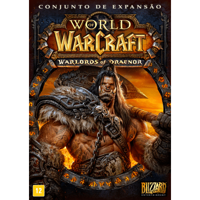 World Of Warcraft - Warlords Of Draenor - PC