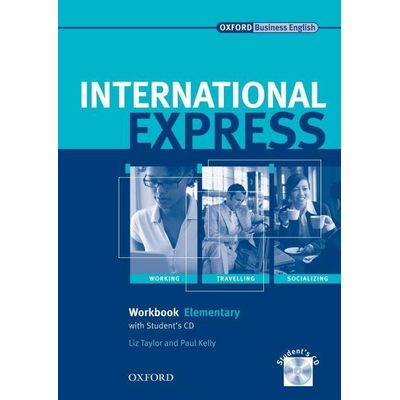 New International Express Elementary Workbook With Student´S CD Interactive Edition Pack