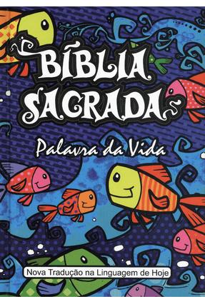 Bíblia Sagrada Palavra Da Vida - Sociedade Bíblica do Brasil | Hoshan.org