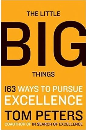 The Little Big Things - Peters,Thomas J. pdf epub