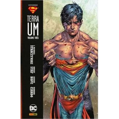 Superman - Terra Um - Vol. 3