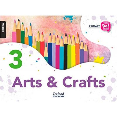 Arts And Crafts 3 - Student Pack With Audio Cd