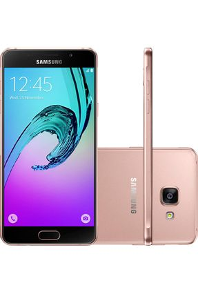 Smartphone Samsung Galaxy A5 2016 Dual Chip Android Tela 5.2