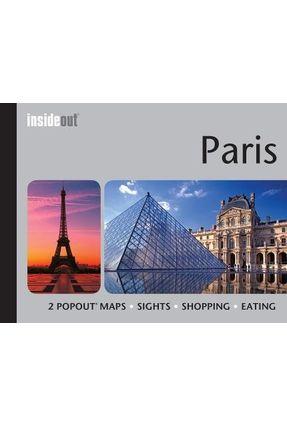 Paris  Insideout Travel Guide - Compass Maps | Hoshan.org