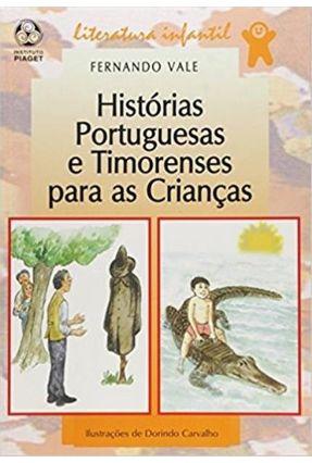 Histórias Portuguesas e Timorenses para as Crianças - Fernando Vale   Tagrny.org