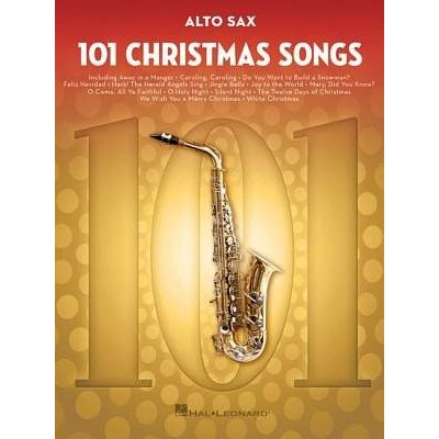 101 Christmas Songs - For Alto Sax