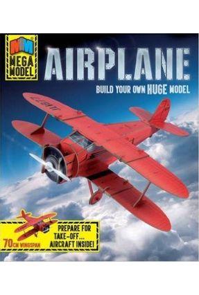 Mega Model - Airplane - Hubbard,Ben | Hoshan.org