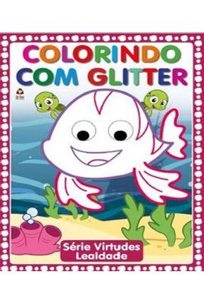 Dinossauros - Colorindo Com Glitter