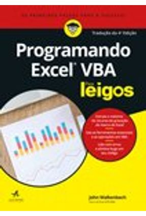 Programando Excel Vba Para Leigos - Walkenbach,John Walkenbach,John pdf epub