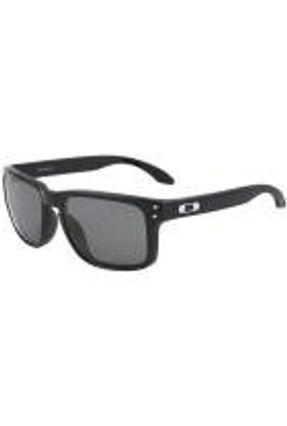 Oakley Holbrook - Óculos De Sol Polished Black/ Grey Polariz