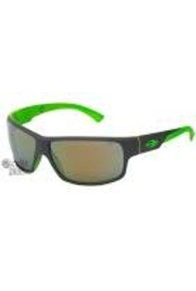 Mormaii Joaca Ii - Óculos De Sol Cinza E Verde/ Verde Espelhado Unico
