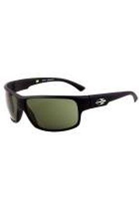 0Mormaii Joaca Ii - Óculos De Sol Preto Fosco/ Verde G-15