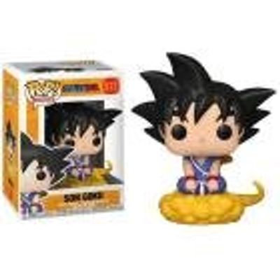 Boneco Funko Pop Dragon Ball Son Goku Exclusivo 517
