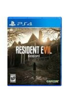 Game Resident Evil 7 - PS4 - Biohazard - Capcom