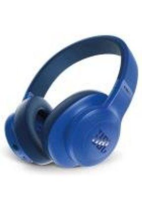 Fone de Ouvido Headphone Over-Ear JBL Bluetooth E55BT Azul