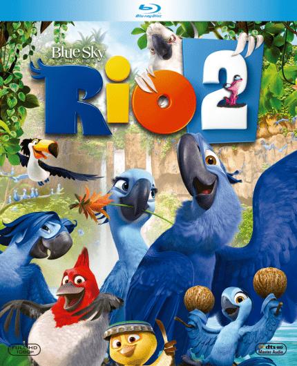 Rio 2 - Blu-Ray - Saraiva