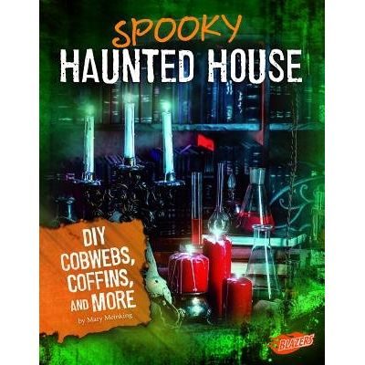 Spooky Haunted House - DIY Cobwebs, Coffins, And More