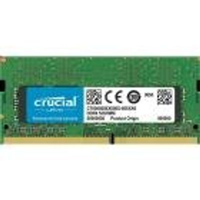 Memoria Crucial Notebook 4GB DDR4 2133MHZ - CT4G4SFS8213