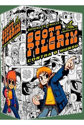 Box Scott Pilgrim - O'Malley,Bryan Lee | Hoshan.org
