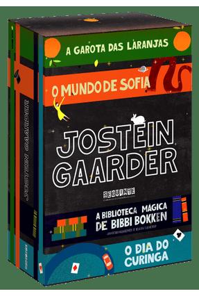 Box Jostein Gaarder - Gaarder,Jostein | Hoshan.org