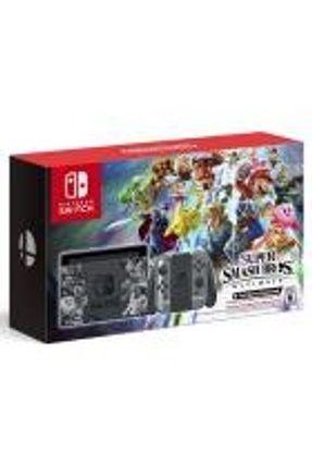Console Nintendo Switch 32GB Super Smash Bros Ultimate