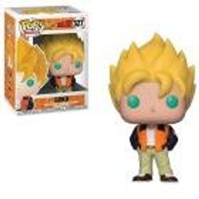 Boneco Funko Pop Dragon Ball Z5 Goku Casual 527