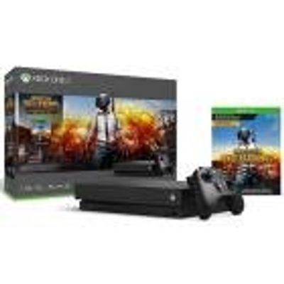 Console Xbox One X 1TB Bundle Battlegrounds - Microsoft