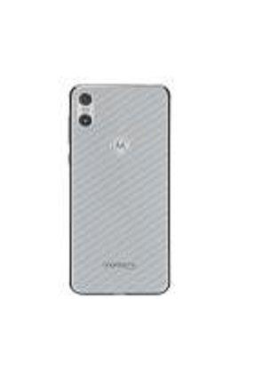Película Traseira de Fibra de Carbono Transparente  para Motorola One- Gorila Shield