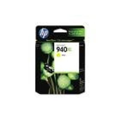 Cartucho de Tinta Officejet HP Suprimentos C4909AL HP 940XL Amarelo 19,5ML