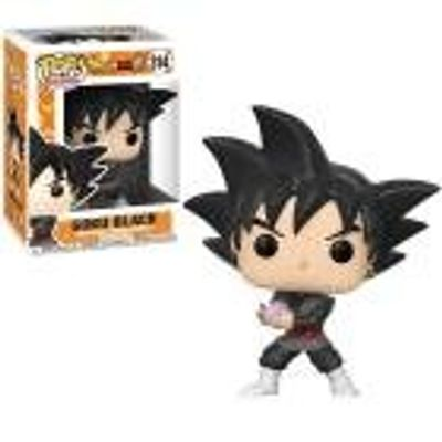 Boneco Funko Pop Dragon Ball Goku Black 314