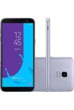 Smartphone Samsung Galaxy J6 32GB Dual Chip Android Octa-Core Tela 5.6