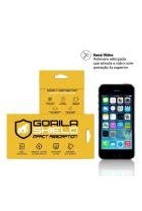 Película de Nano Vidro para iPhone 5, iPhone 5C e iPhone SE - Gorila Shield