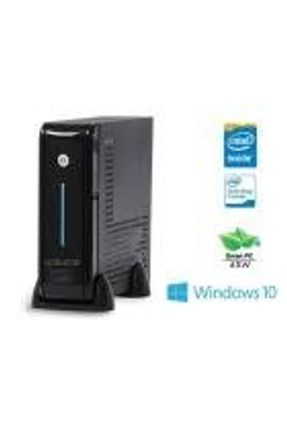 Computador INTEL Windows Centrium Ultratop INTEL Dualcore J3060 1.6GHZ 4GB 120GB 2XSERIAL WIN10PRO