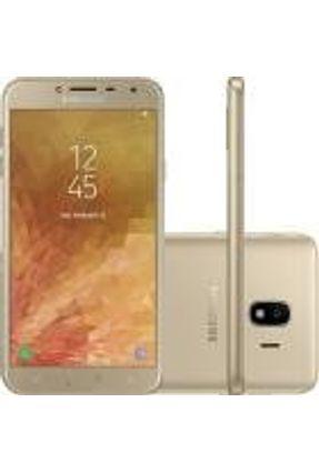 Smartphone Samsung Galaxy J4 32GB Dual Chip Android Quad-Core Tela 5.5