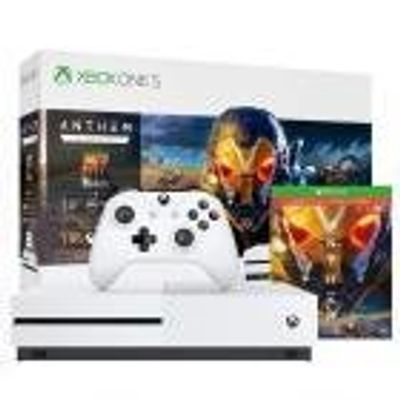 Console Xbox one S 1TB Bundle Anthem **
