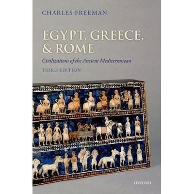 Egypt, Greece, And Rome - Civilizations Of The Ancient Mediterranean