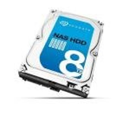 "HD Interno Seagate NAS 8TB, SATA III, 6.0 GB/S, 64MB, 3.5"", 7200 RPM"