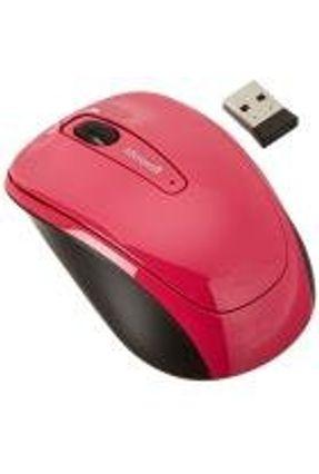 Mouse Microsoft Wireless 3500 PINK - GMF-00278