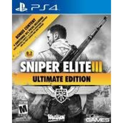 Jogo Sniper Elite 3 Ultimate Edition - PS4