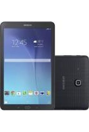 Tablet Samsung Galaxy Tab E T560 8GB Wi-Fi Tela 9.6