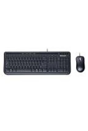 Kit Teclado e Mouse Microsoft Wired 600 USB FOR Business - 3J2-00006
