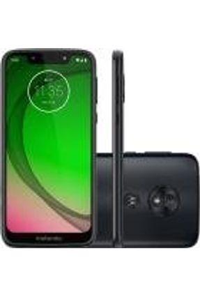 Smartphone Motorola Moto G7 Play Edição Especial 32GB Câmera 13MP Tela 5,7