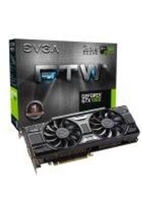 Placa de Video EVGA Geforce GTX 1060 FTW+ Gaming ACX 3.0 3GB DDR5 - 03G-P4-6367-KR