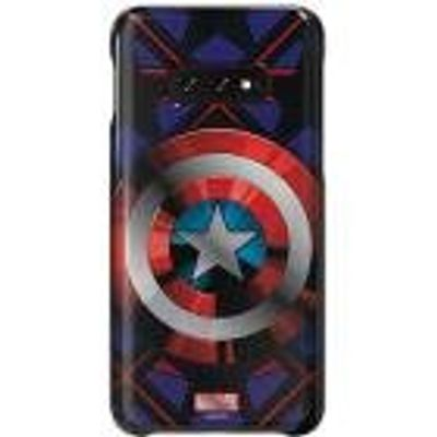 Capa Protetora Samsung Galaxy S10e Marvel Series Smart Coves - Capitão América