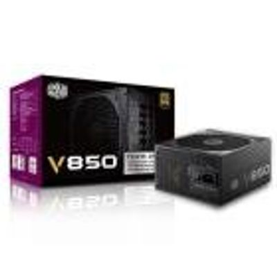 Fonte Cooler Master V850W 80 PLUS GOLD - RS850-AFBAG1-WO