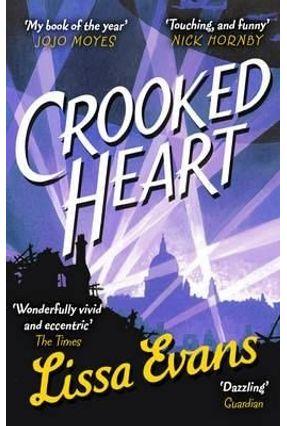 Crooked Heart - Evans,Lissa   Hoshan.org